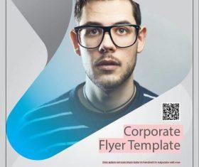 Vector Corporate Flyer Template