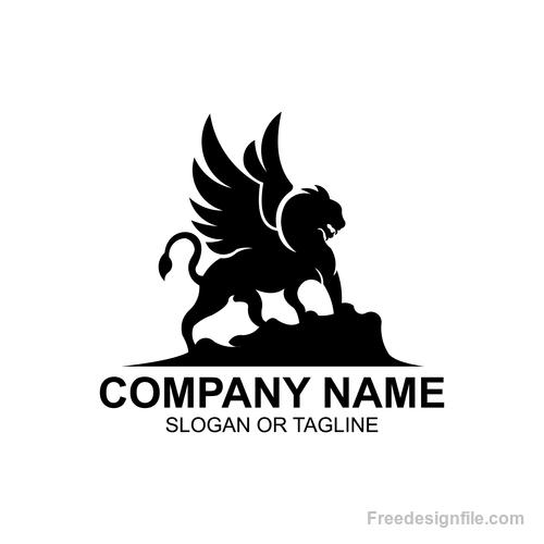 Vintage company logo creative design vectors 01