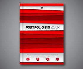 book portfolio vectors