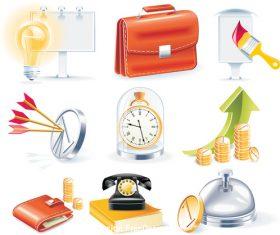 Business creative icon