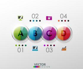 Glass graphic design vector
