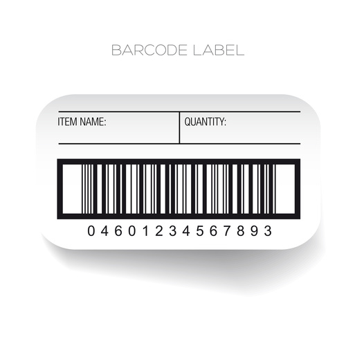 Goods label vector