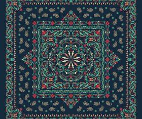Pretty seamless pattern vector