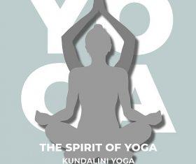 Yoga Flyer PSD Template Set
