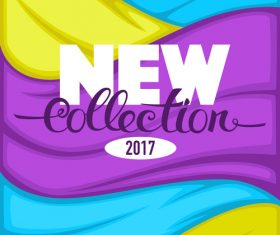 new collection vector
