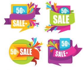new sale vector
