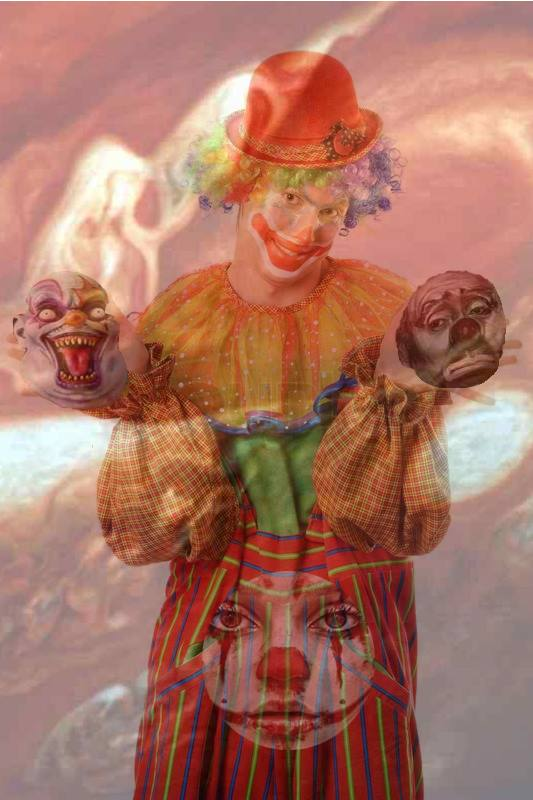 The Paradoxes of the clown