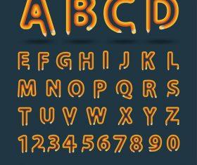 ABC Pencil Sale vector