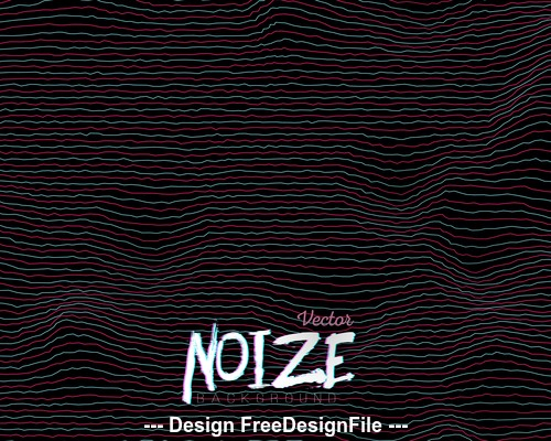 Abstract noize background vector