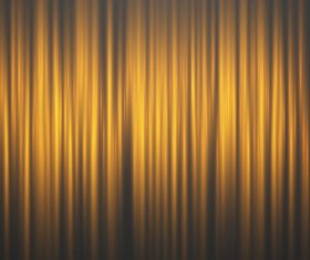 Abstract yellow stripe background vector