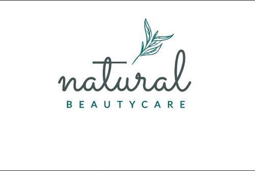 Beauty natural logo vector