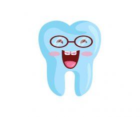 Dental Health Vector Illustration