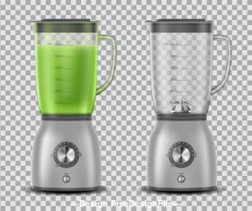 Food mixer vector