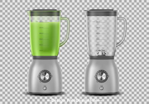 Food mixer vector