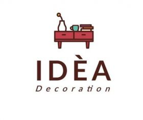 Home Decor Logo vector