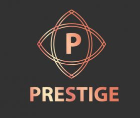 Prestige logos in vector