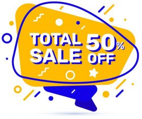 Total sale vector