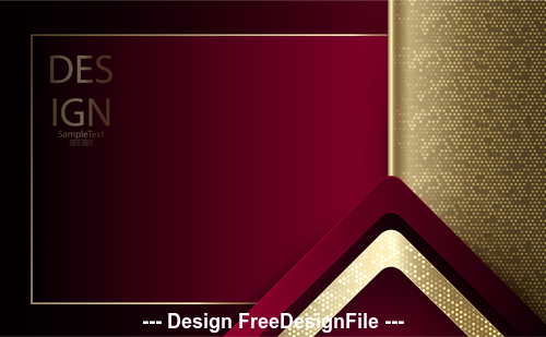 Abstract elegant background pattern vector