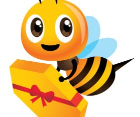 Bee delivery vector