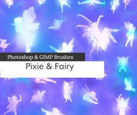Shiny Fairy PS Brushes