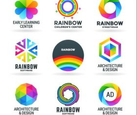 early learning Icons vector