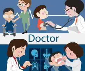Doctor master vector