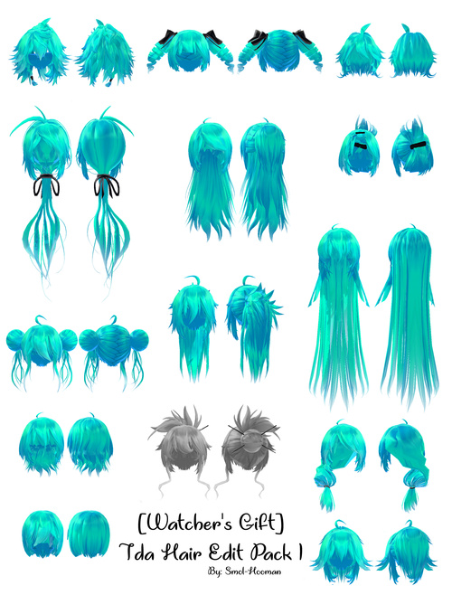 Hair PNG illustration