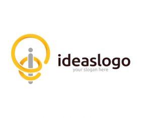 Ideas logo vector