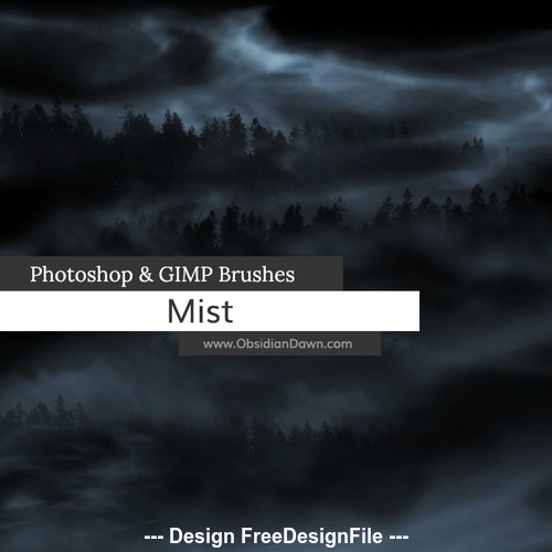 Mist PS Brushes