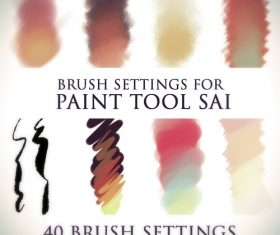Paint tool Photoshop Brushes