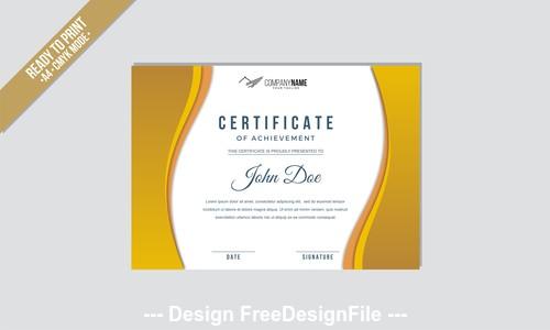 Phnom Penh certificate vector