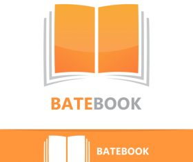 Batebook logo vector