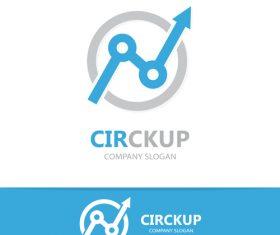 Circkup logo vector