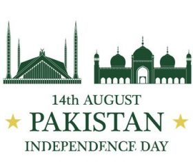 Independence Day Pakistan vector