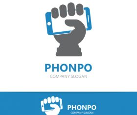 Phenopo logo vector