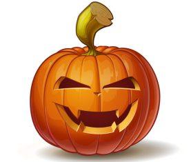 Pumpkins Vimpire vector