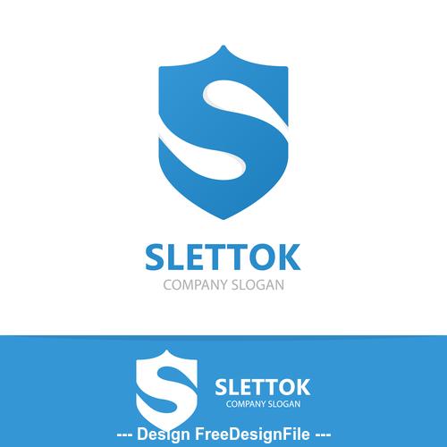 Slettok logo vector