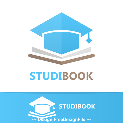 Studibook logo vector