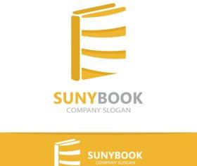Sunybook logo vector