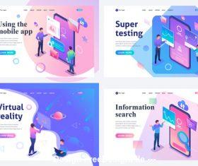 Suoer testing concept illustration vector