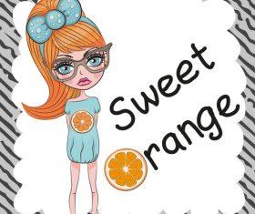 Sweet range vector