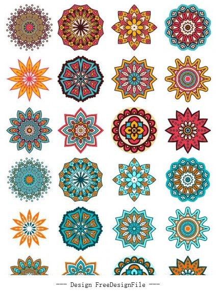 Free ornaments free cdrs art vector