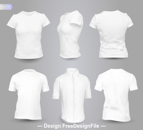T shirt shirt vector