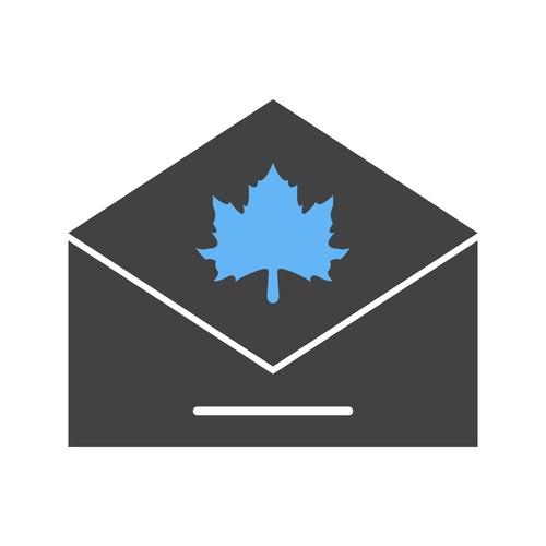 Thanksgiving Invitati Icons vector