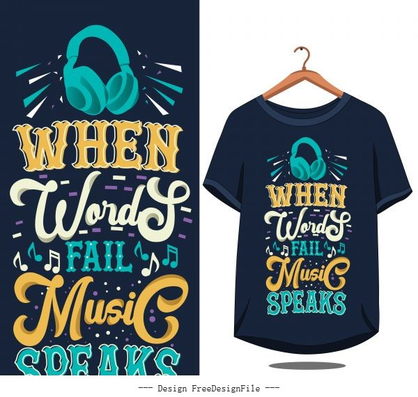 Vintage quote motivational typography for t shirt vector