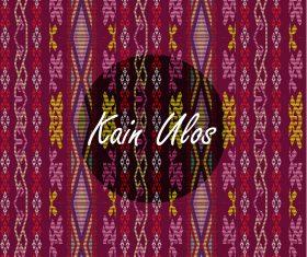 batik of indonesia (kain ulos)