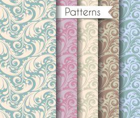 Decorative pattern seamless vector