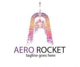 Aero Rocket Logo vector