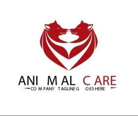 Animal Care Logo vector