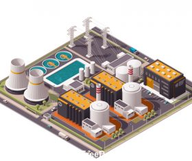 Power plant vector